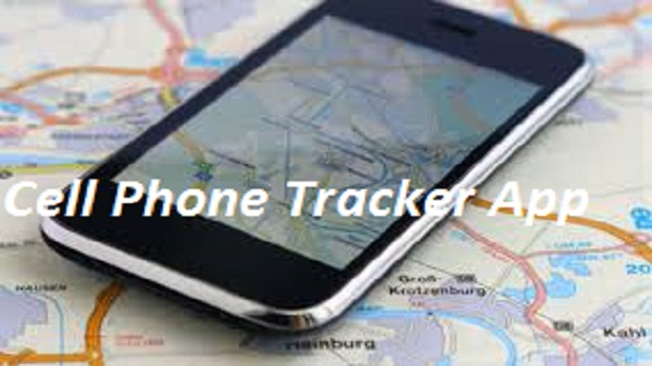Cell Phone Tracker App
