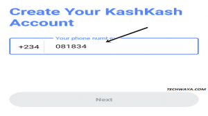 How can I apply for kashkash loan app?
